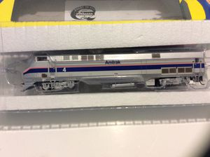 H.o Athearn #91578 Amtrak P - 42 intercity #4 Dcc equipped for Sale in Shamong, NJ