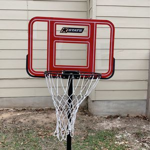 Adjustable Basketball Hoop for Sale in San Antonio, TX