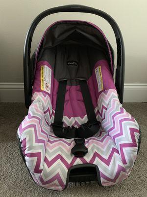 Evenflo Nurture Infant Car Seat for Sale in Framingham, MA