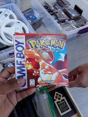 Pokemon Red Gameboy game for Sale in Chicago, IL
