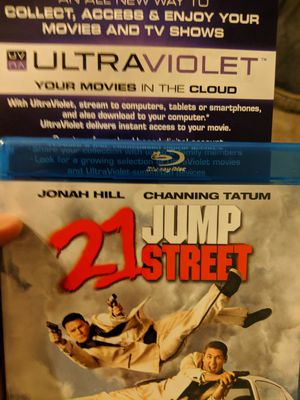 21 Jump Street digital code only!! NO PHYSICAL COPY. for Sale in San Antonio, TX
