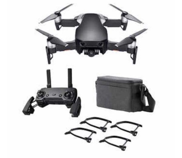DJI Mavic Air Aerial Camera Bundle, Onyx Black - Open Box