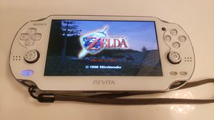 Modded PS Vita (YOU CAN DOWNLOAD EVERY PS Vita, PSP, & PS1 GAME + 5000 GBC, GBA, SNES, NES, N64, & Sega Genesis Games) for Sale in Pomona, CA