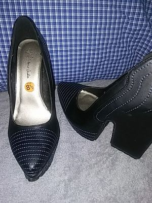 Womans chunky high heels for Sale in Wichita, KS