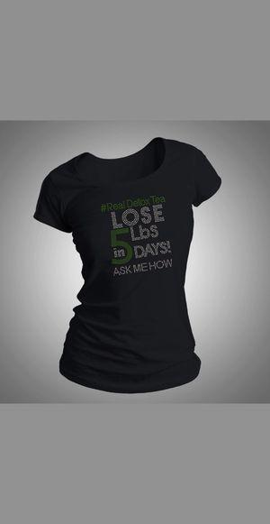 T Shirts L9se 5lbs in 5 Days for Sale in Stockbridge, GA