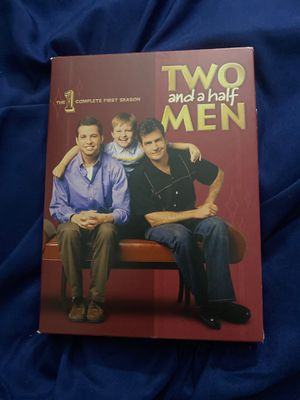 Two And A Half Men The Complete First Season DVD 4 Disc for Sale in Brooklyn, NY