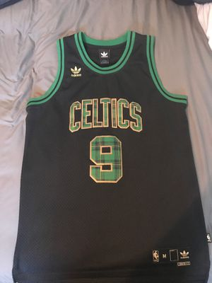 Plaid celtics Jersey rondo for Sale in Henderson, NV