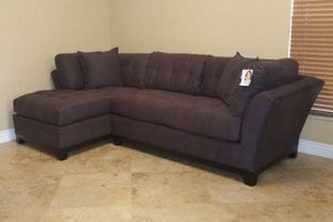 Cindy Crawford sectional couches for Sale in Brooklyn, NY