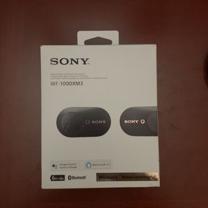 Sony Wf-1000XM3 for Sale in Raleigh, NC