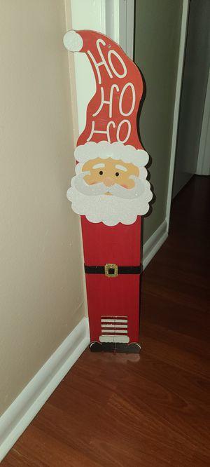 Santa Sign for Sale in Tampa, FL