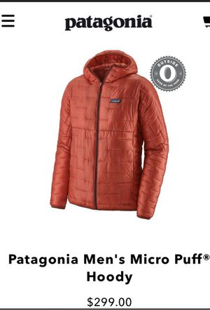 Red hoody Patagonia for Sale in Chicago, IL