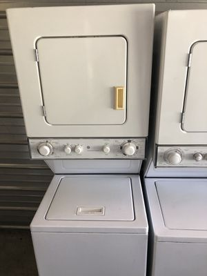 """GE electric 220v laundry center 24"""" wide for Sale in Santa Ana, CA"""