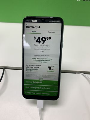 LG HARMONY 4 TELEFONO 50$ for Sale in Pineville, LA