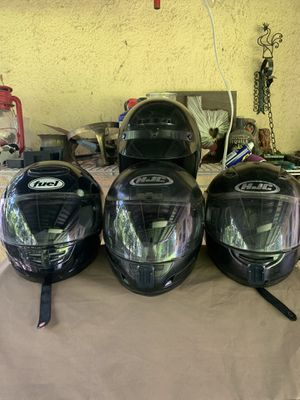 Motorcycle helmets for Sale in Galena Park, TX