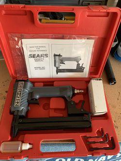 Craftsmen Nailgun Model 351 for Sale in Rancho Cordova,  CA