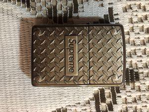 Supreme lighter zippo for Sale in Chicago, IL