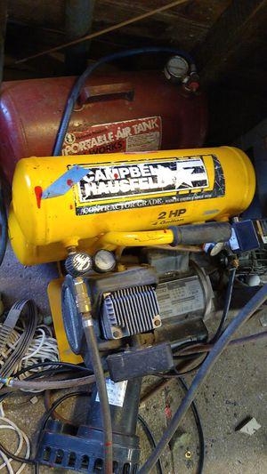 Contractor grade compressor for Sale in Edwardsville, IL