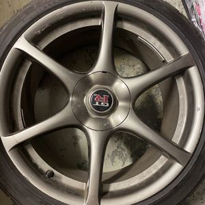 18x9 R34 GTR Wheels for Sale in Maywood, NJ
