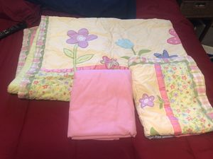 Twin quilt bedding set for Sale in Fort Worth, TX