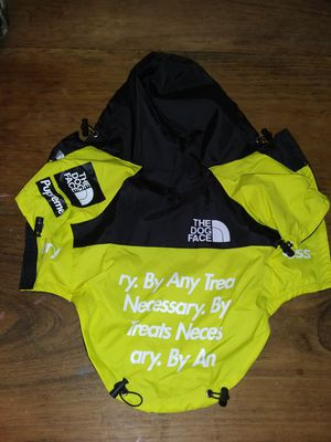 North face style , supreme style jacket stussy and bape style jacket for Sale in Springfield, VA