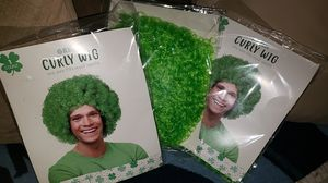 Green wigs 3 available for Sale in Duarte, CA