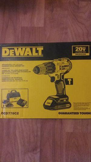Dewalt hammer drill 20v for Sale in Beaverton, OR