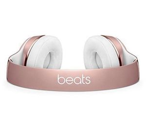 Beats Solo³ Wireless Headphones - Rose gold for Sale in Lake Worth, FL