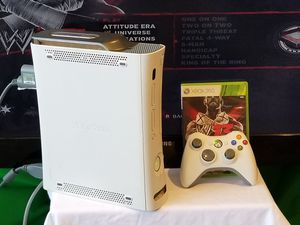 XBOX 360 SYSTEM CONSOLE CONTROLLER GAME for Sale in Montgomery, AL
