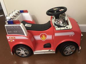 Kids Ride On Firetruck for Sale in Washington, DC