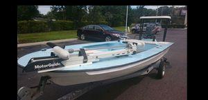 16 ft flats boat for Sale in Brandon, FL