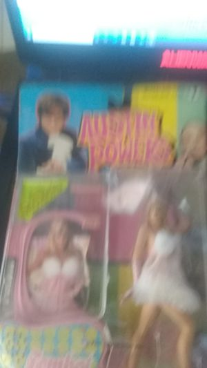 Fembot action figure from Austin Powers for Sale in Phoenix, AZ