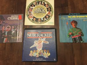 Christmas albums (records); all for $10, PPU for Sale in Raleigh, NC