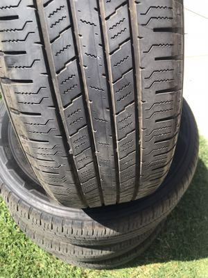 4 tires size 22565r17 for Sale in Patterson, CA