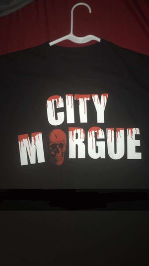 VLONE x CITY MORGUE TEE for Sale in Niederwald, TX