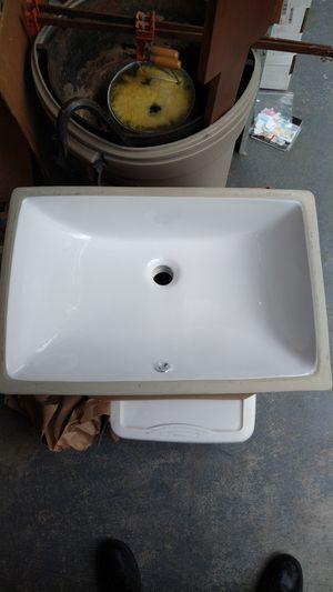 Vanity Undermount Porcelain Sinks for Sale in Kent, WA