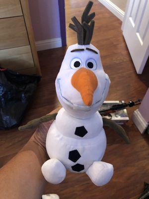 Olaf stuffed animal for Sale in Vallejo, CA