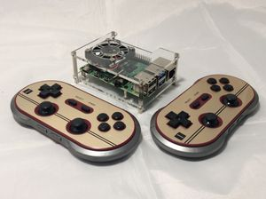 Raspberry Pi 4 Arcade Game System 7k games Retropie for Sale in Dallas, TX