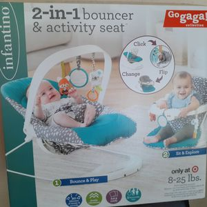 Boucer And Activity seat for Sale in San Jose, CA