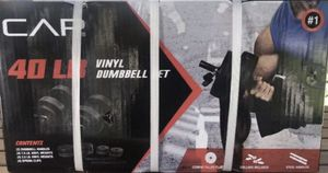 40lb vinyl Weights for Sale in Placentia, CA