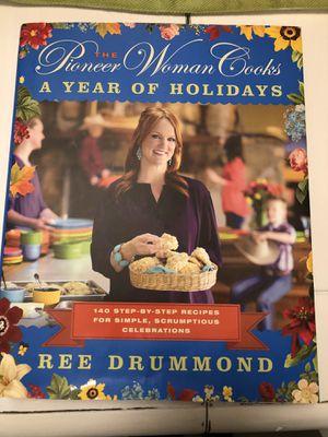 Pioneer Woman Cookbook for Sale in Redlands, CA