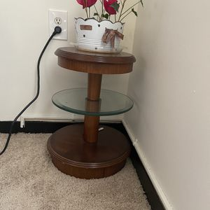 Decorative End Table for Sale in Rockville, MD
