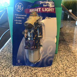 Teddy Bear Night Light Brand New Never Used for Sale in Aurora, CO