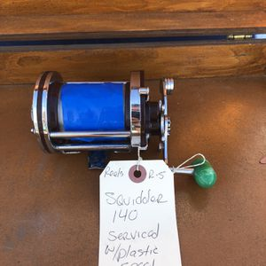 PENN SQUIDDER 140 FISHING REEL ........,...PENN,SHIMANO , Diawa for Sale in Buena Park, CA