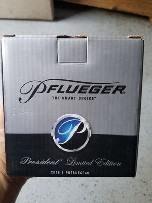 Pflueger President limited Edition spinning reel BRAND NEW for Sale in Stockton, CA