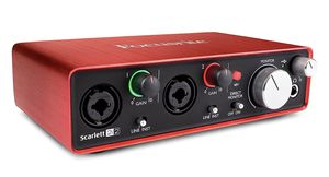 Focusrite Scarlett 2i2 (2nd Gen) USB Audio Interface with Pro Tools | for Sale in Aberdeen, MD