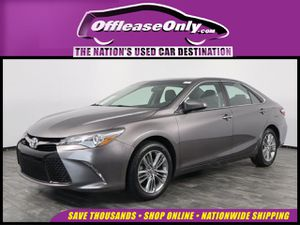 2017 Toyota Camry for Sale in North Lauderdale, FL