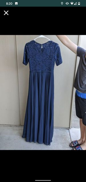 Jj's house size 4 bridal party/formal/prom/special occasion dress for Sale in Auburn, WA