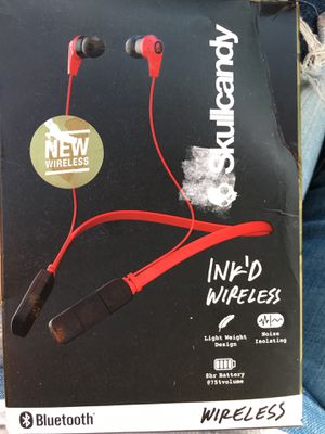Skullcandy bluetooth Headphones for Sale in Columbus, OH