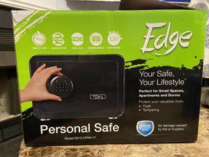 Edge mini handgun safe by cannon for Sale in Winston-Salem, NC