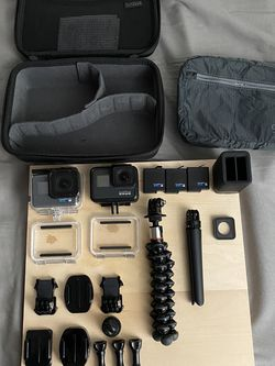 GoPro stuff. Available as lot, or individual. for Sale in Indian Head,  MD